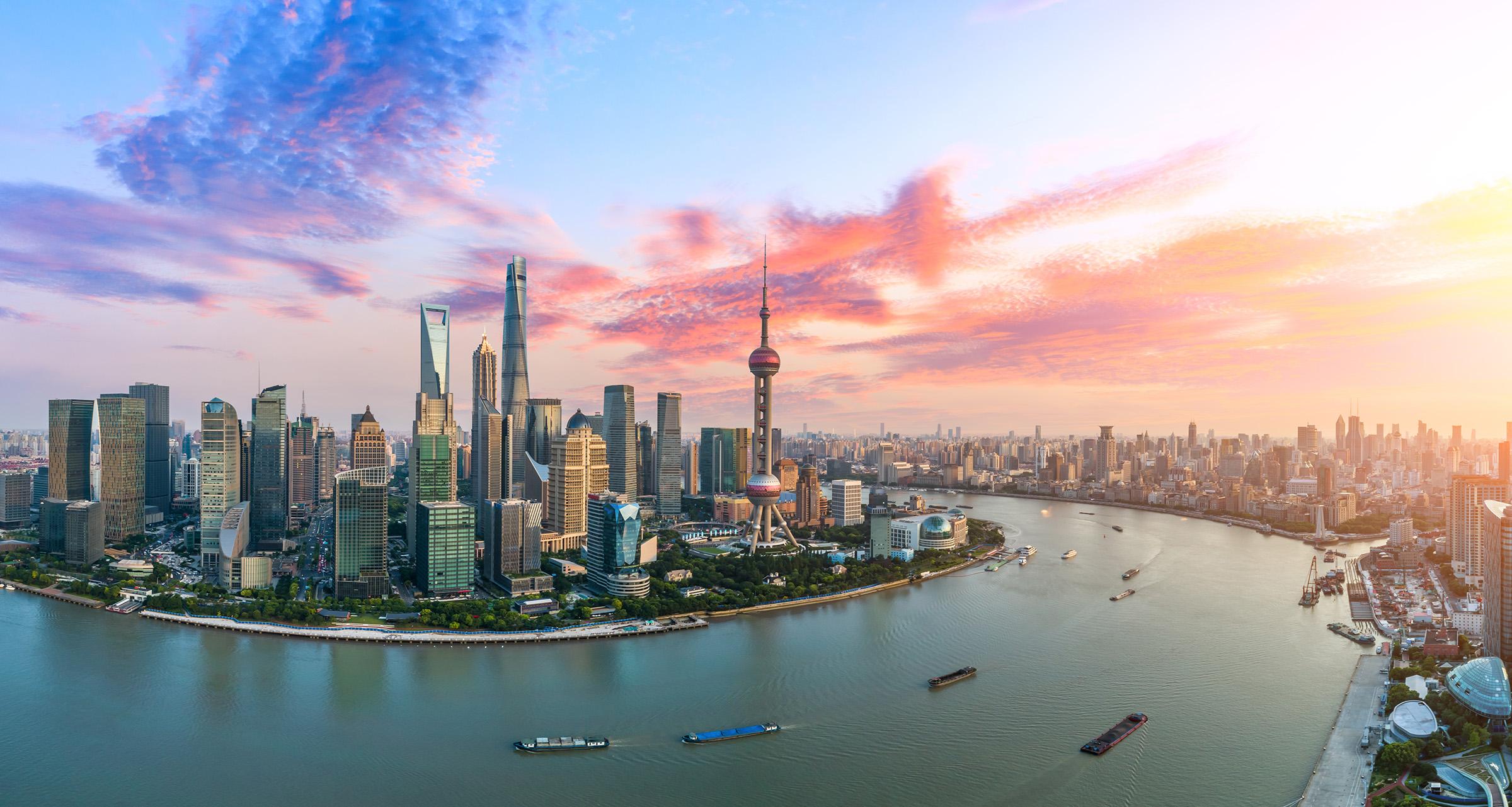 上海、オンライン経済発展案発表 無人工場、オンライン教育など